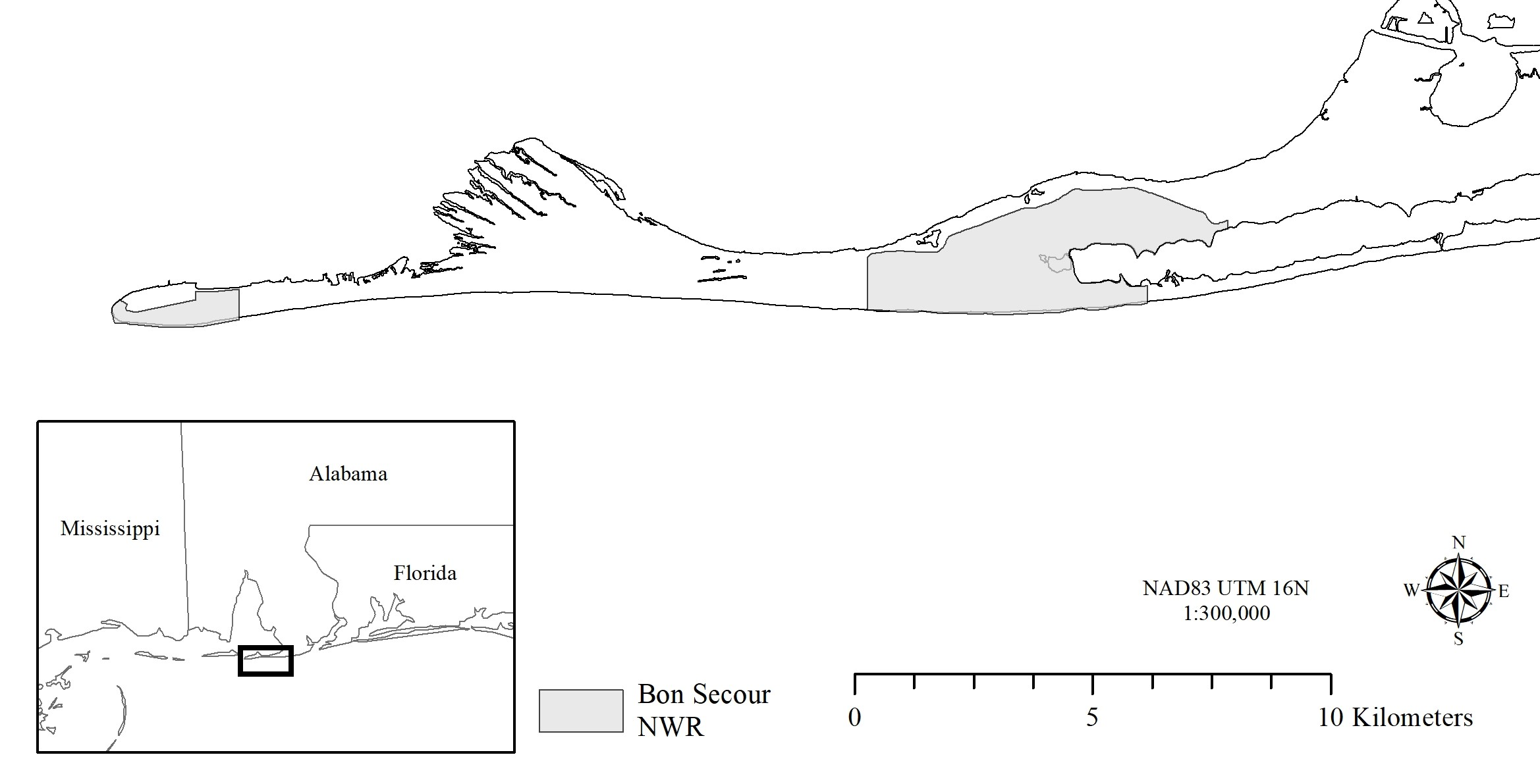 3 - Fort Morgan Map
