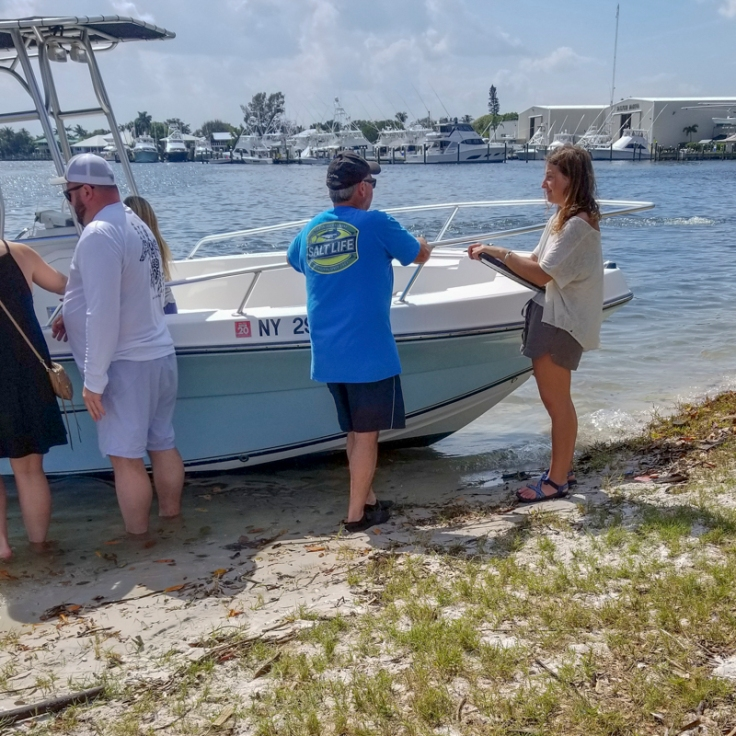 St Lucie boater survey